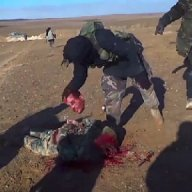 ISIS Battlefield Executions